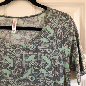 Lularoe NWOT Perfect T XS